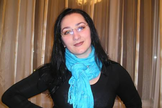 Яна Павлова-Лацвиева