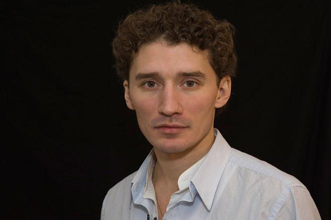 Актер Георгий Фетисов
