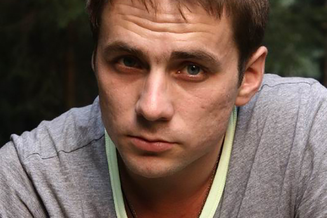Василий Шмаков в начале карьеры