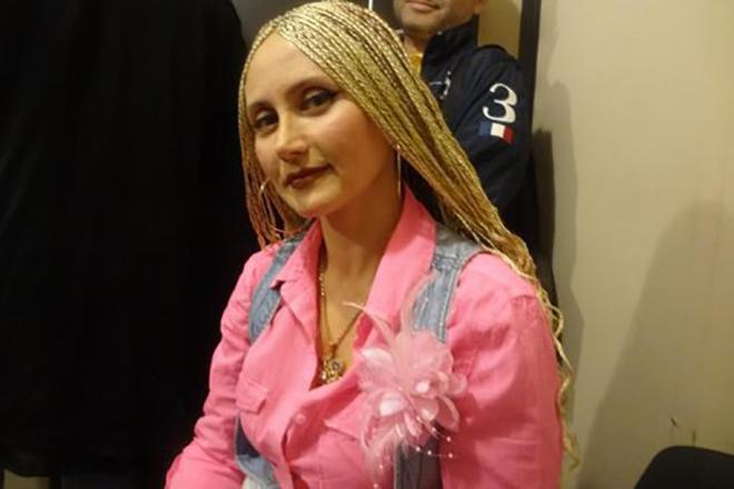 Лариса Надыктова