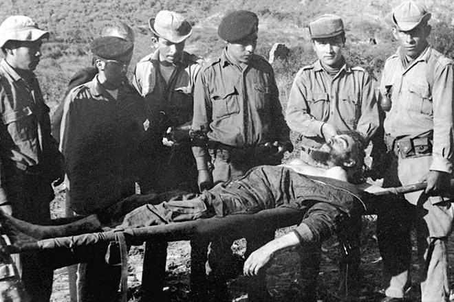 Смерть Че Гевары