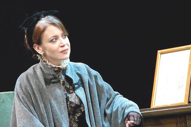 Светлана Письмиченко в театре
