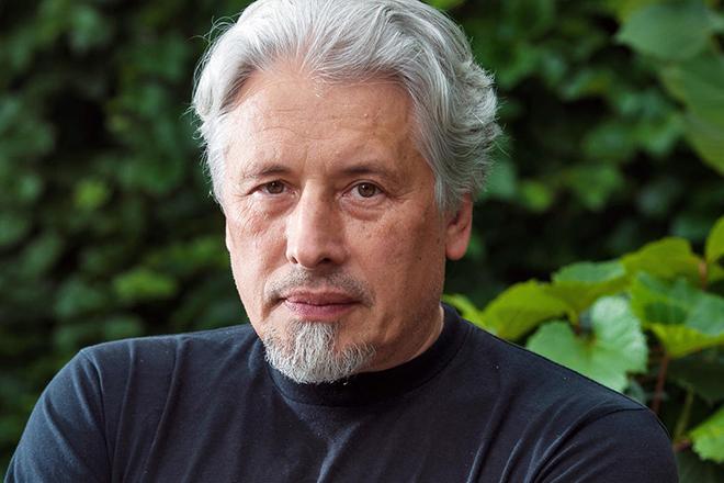 Владимир Сорокин в 2017 году