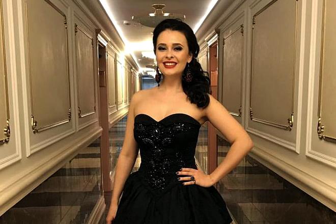 Эльмира Калимуллина в 2017 году
