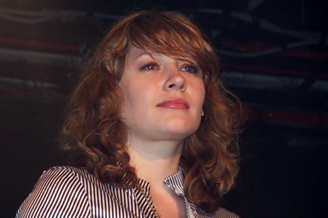 Диана Теркулова