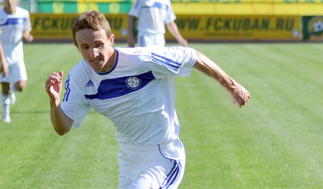 Алексей Козлов в клубе «Камаз»