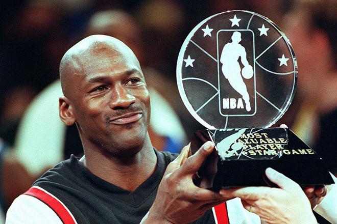 Чемпион НБА Майкл Джордан