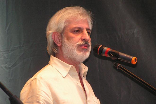 Выступление Ефрема Амирамова