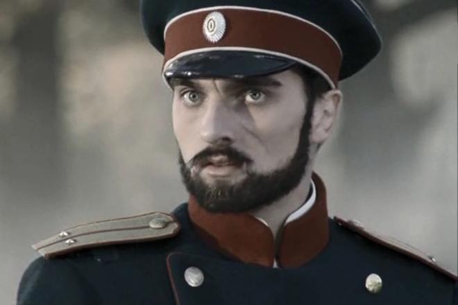 Вахтанг Беридзе в сериале «Столыпин...Невыученные уроки»