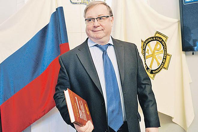 Председатель Счетной палаты Сергей Степашин