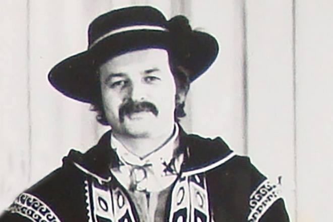 Басист Леонид Тышко