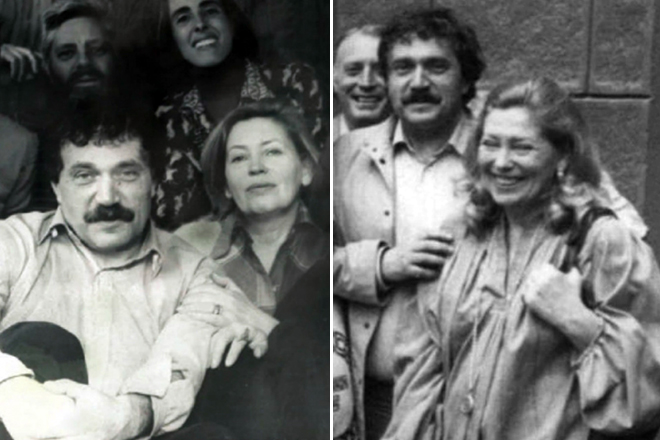Майя Кармен и Василий Аксенов