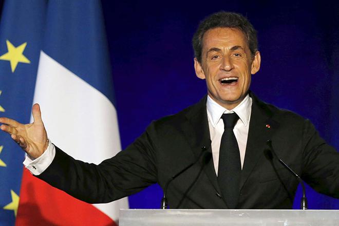 Президент Николя Саркози