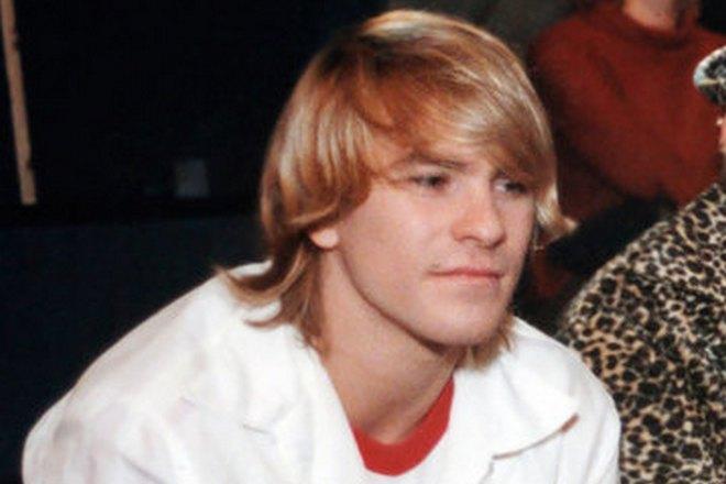 Павел Соколов в юности