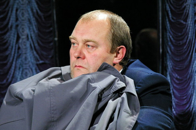 Владимир Гусев в театре