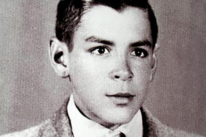 Че Гевара в юности