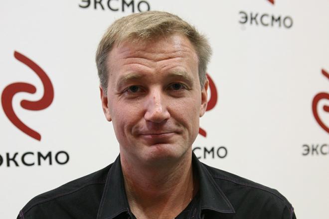 Писатель-фантаст Вадим Панов
