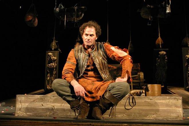Семен Стругачев в театре