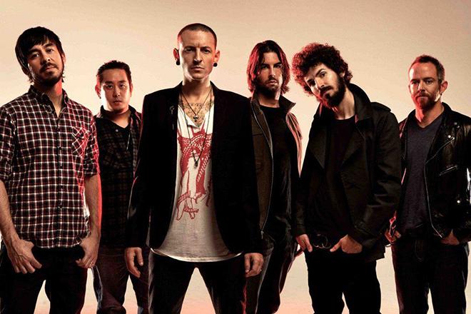 Майк Шинода и группа Linkin Park