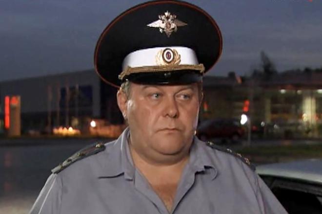 Владимир Гусев в сериале «Гаишники»