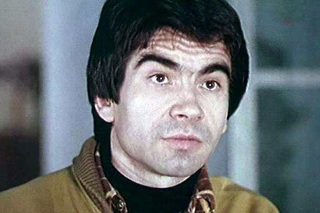 Вячеслав Захаров в молодости