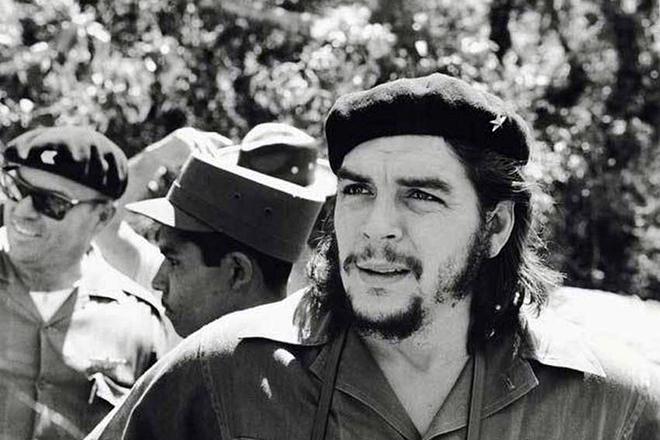 Революционер Че Гевара