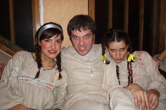 Олег Харитонов в театре