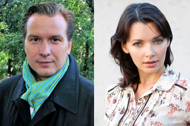 Александр Вершинин и Наталья Антонова