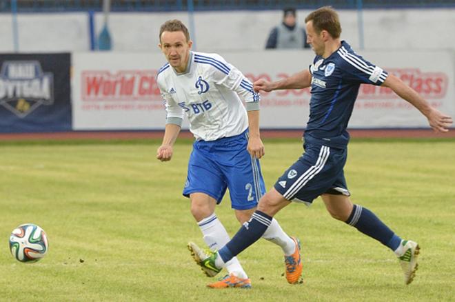 Алексей Козлов в клубе «Динамо»
