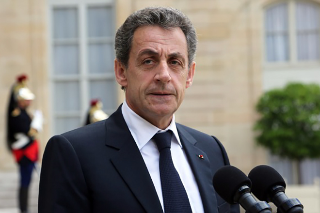 Николя Саркози в 2017 году