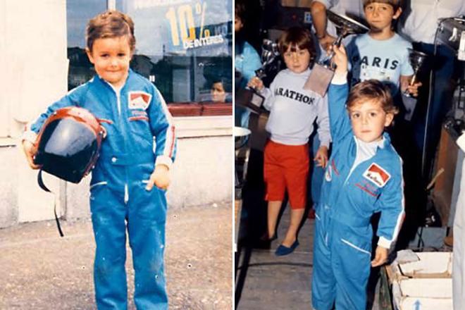 Маленький чемпион Фернандо Алонсо