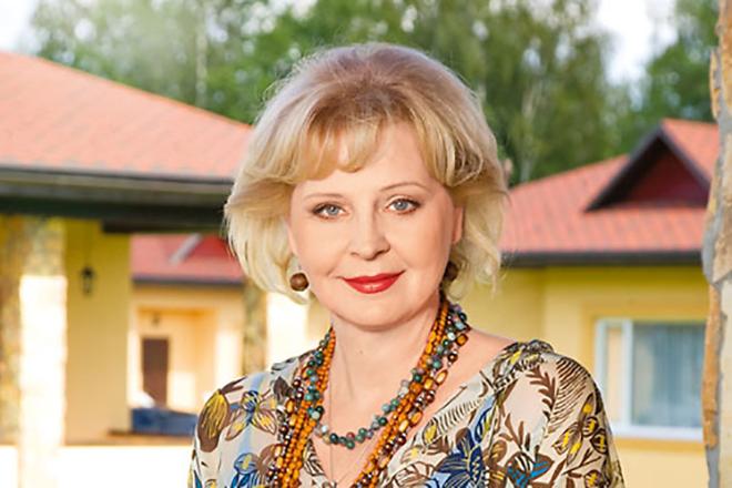 Актриса Татьяна Ташкова