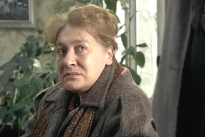 Софья Письман в сериале «Остров ненужных людей»