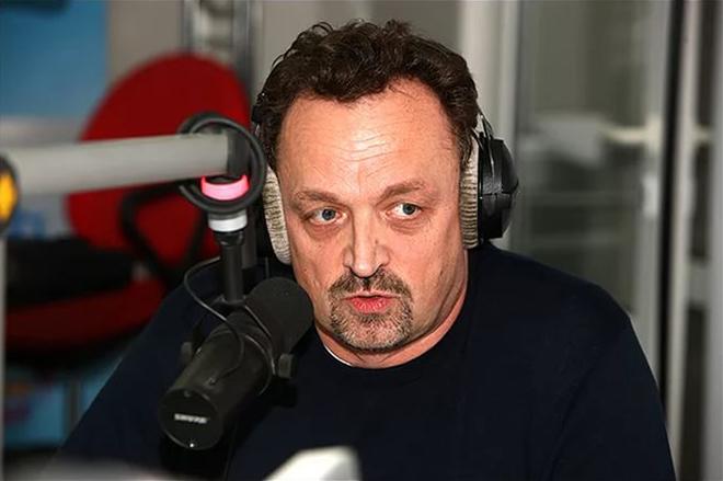 Виктор Гусев в студии