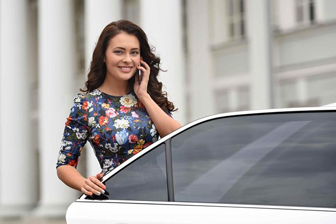 Певица Эльмира Калимуллина