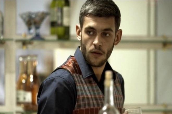 Дмитрий Белякин в сериале «Такая работа»