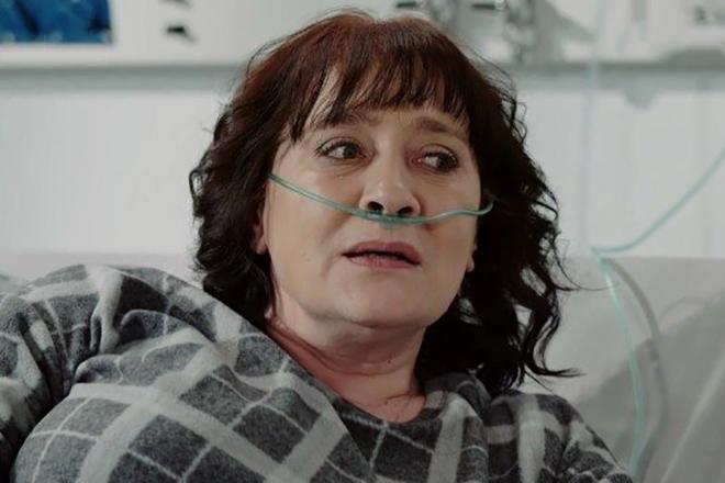 Софья Письман в сериале «Райское место»