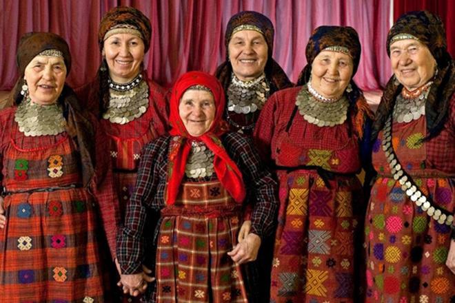 Ансамбль «Бабушки из Буранова»