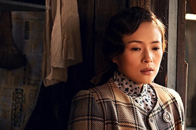 Чжан Цзыи в фильме «Переправа»