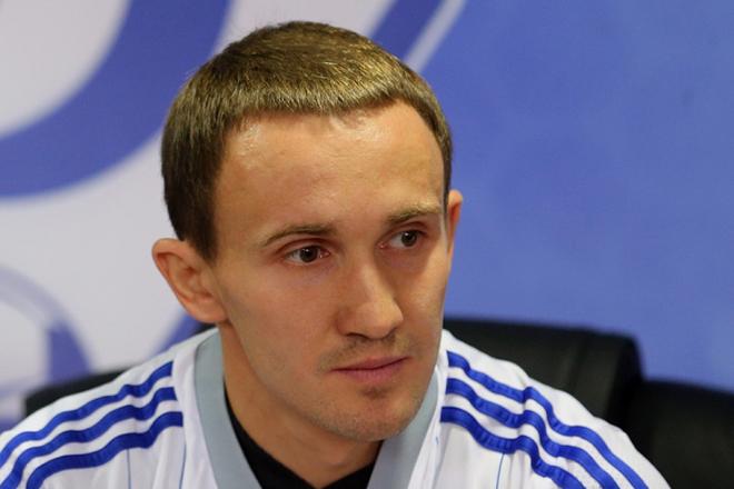 Футболист Алексей Козлов