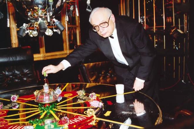 Владимир Ворошилов создал интеллектуальное казино