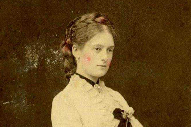 Екатерина Долгорукова в молодости