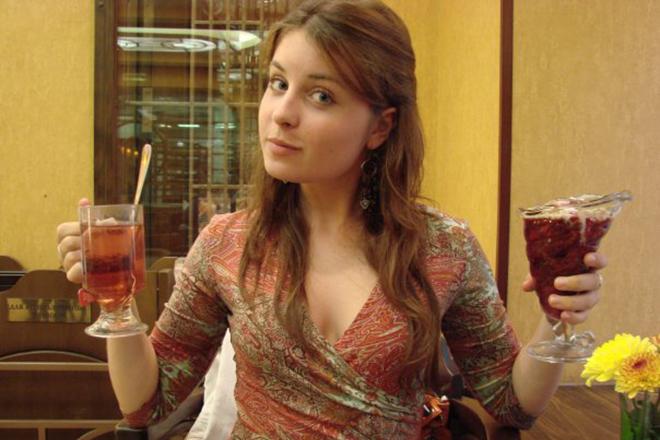 Мария Болонкина в юности
