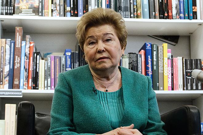 Наина Ельцина в 2018 году