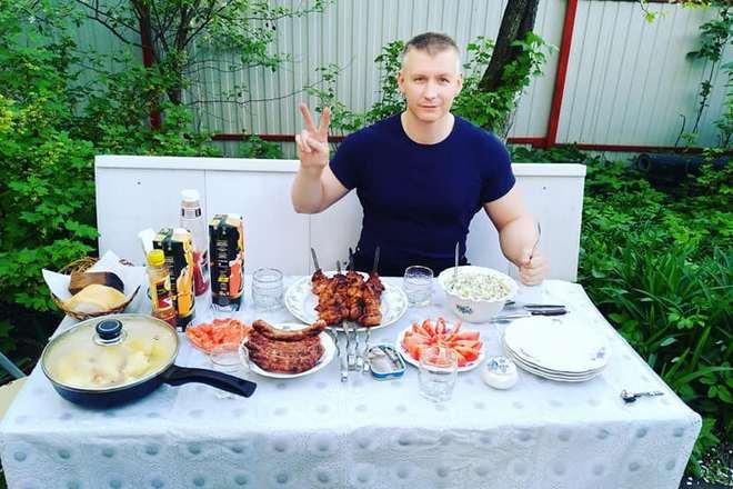 Максим Артамонов в 2018 году