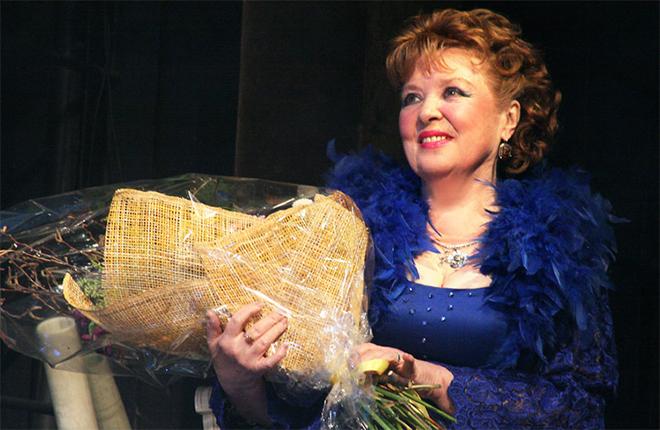 Светлана Карпинская в театре