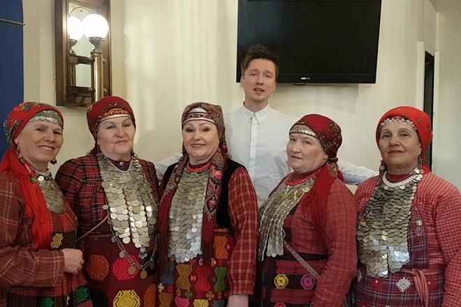 «Бурановские бабушки» и Дмитрий Нестеров