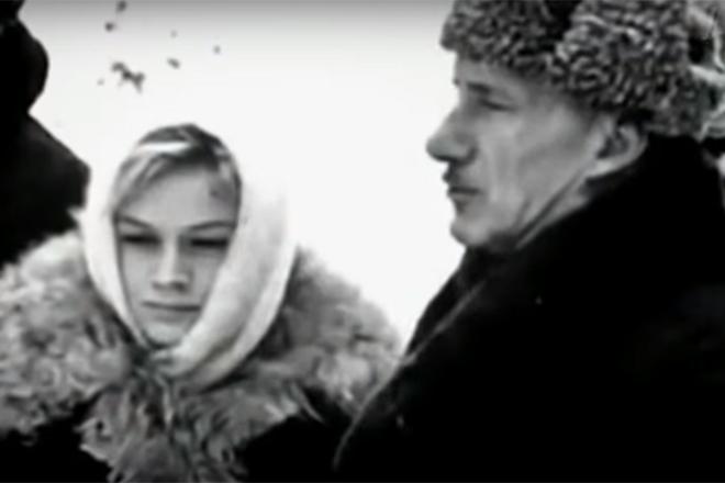 Любовь Виролайнен и Сергей Герасимов