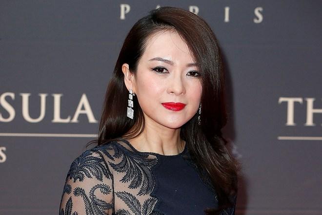 Чжан Цзыи в 2018 году