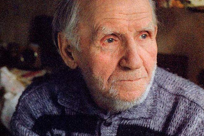 Николай Парфенов в последние годы